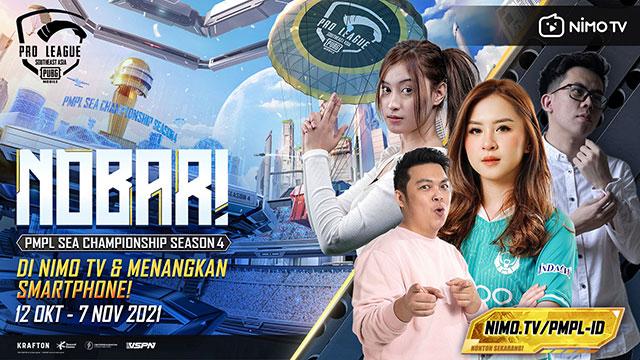 pmpl sea season 4 nimo tv