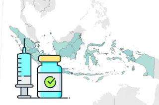 Kumpulan Link Untuk Daftar Vaksin Online di Sejumlah Provinsi, Kota dan Kabupaten