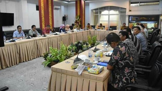 Kebut Persiapan Penambahan Koridor Trans Padang, Pemko Adakan Kajian Bersama PSM