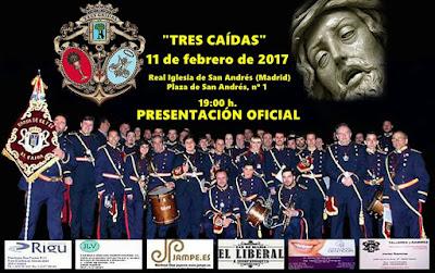 Banda Tres Caídas Madrid