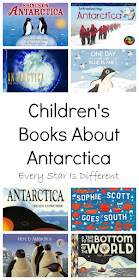 Children's  Books About Antarctica