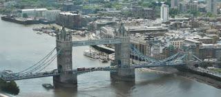 Pocas cosas hay más famosas en Londres que el Tower Bridge.