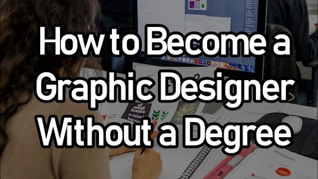The First Step to Become a Graphic Designer