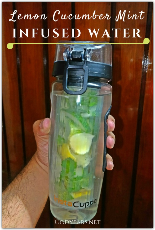 Fruit infuser water recipes I recommend