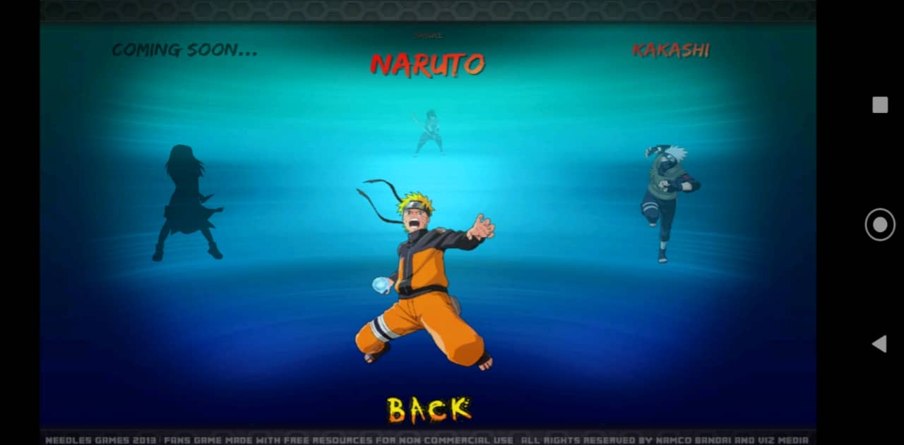 Naruto Games for Android