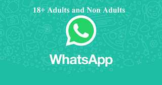 Adult 18+ Whatsapp Group Invite links