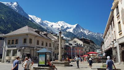 Gita in giornata a Chamonix