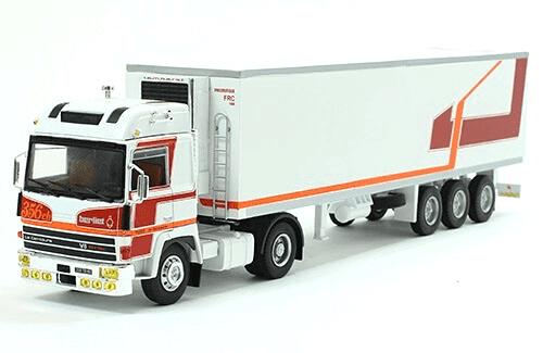 coleccion camiones articulados, camiones articulados 1:43, Berliet TR 350 Turbo camiones articulados