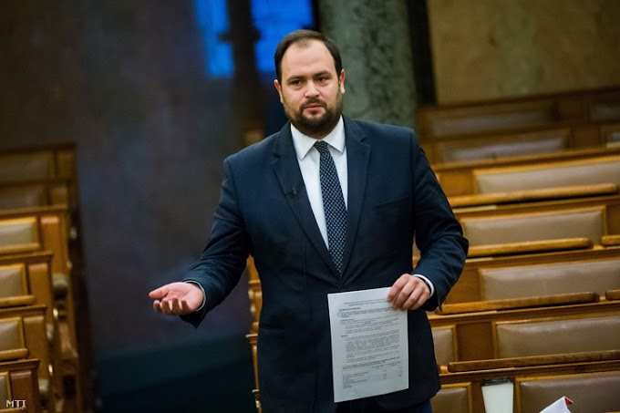 Nacsa Lőrinc Gyurcsányékat emlékeztette a kommunizmus bűneire