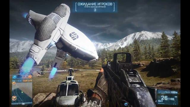 Download Battlefield 2142 Highly Compressed File