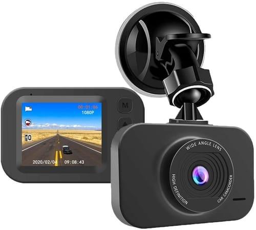 Review Silintion 1080P FHD DVR Car Camera Recorder