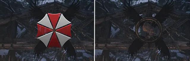 شعار منظمة امبريلا - Resident Evil Village