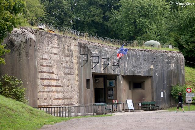 La Fortificazione del Four a Chaux di Lembach