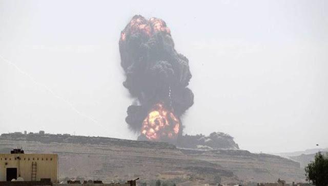 VIRAL Ibu Kota Arab Saudi, Riyadh Di Guncang Ledakan Besar