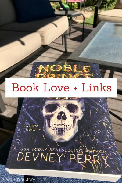Book Love + Links: Nov. 7, 2020 | About That Story