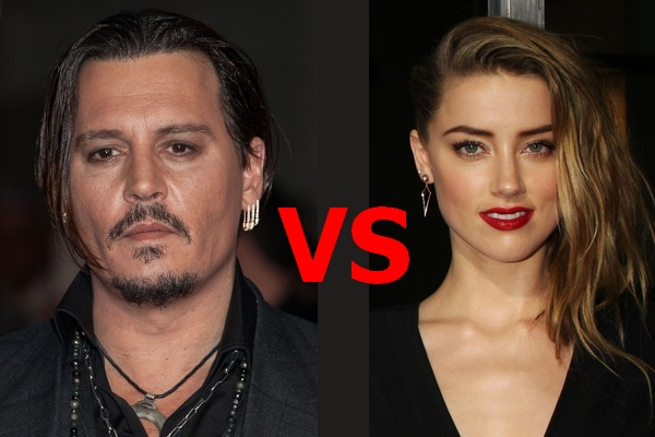 Amber Heard and Johnny Depp divorce battle