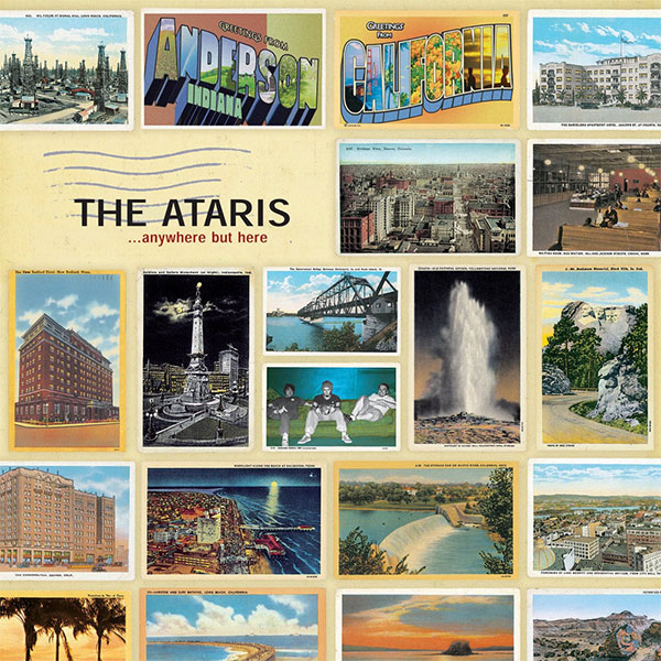 """The Ataris' """"Anywhere But Here"""" turns 23 years old today"""