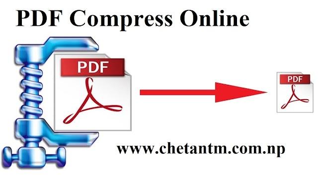 Compress PDF Converter