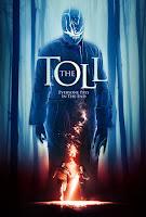 affiche du film d'horreur THE TOLL
