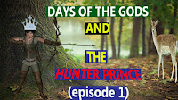 Eke market day the days of the gods and the Hunter Prince