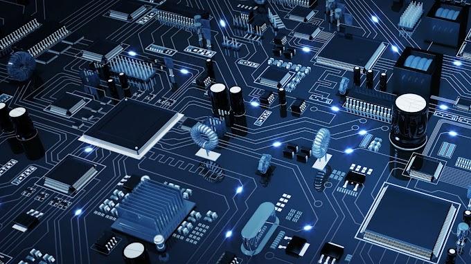 Microship, Processador, Eletrônicos, Circuitos