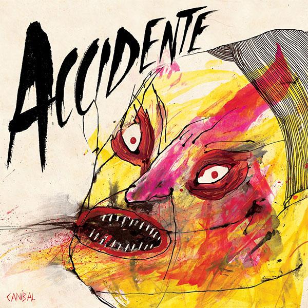 "Accidente stream new album ""Canibal"""