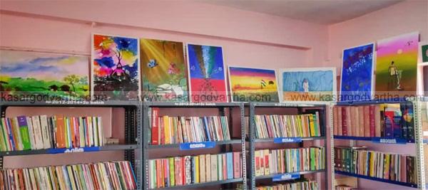 Kerala, News, Library, Revenue minister, E Chandrasekharan, Inauguration, Revenue minister E Chandrasekharan inaugurated Avaneendranath master library