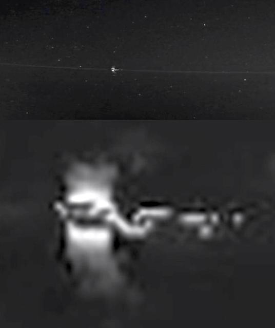 Meteoroid bouncing back into Space?  Ufo-meteoroid-%2Bspace