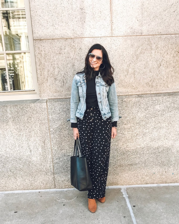 style on a budget, target style, north carolina blogger, mom style, how to wear polka dots, greensboro nc