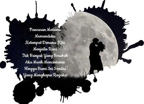 puisi malam romantis