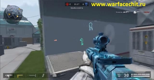 Новая версия вх для варфейс (WH для WarFace)