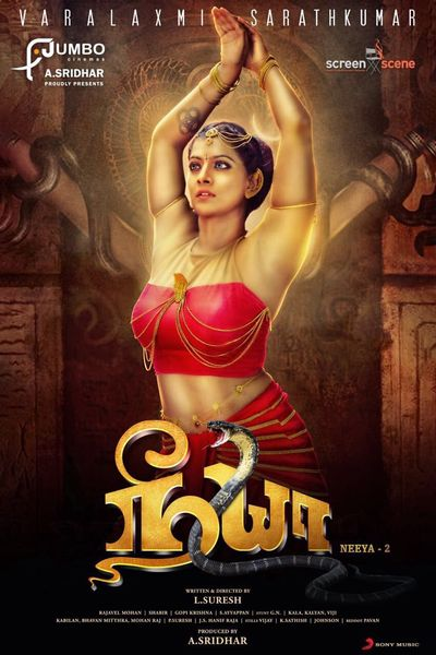 Neeya 2 (2019) UNCUT WEB-DL Dual Audio [Hindi & Tamil] 1080p 720p 480p [x264/HEVC] HD | Full Movie
