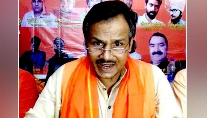 Shiv Sena Leader: 'Rs 1 Crore Reward For Beheading Kamlesh Tiwari's Killers'