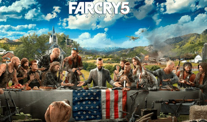 Game FPS untuk Komputer (PC) - Far Cry 5