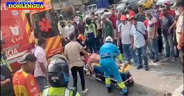 Venezolano murió al caer desde un tercer piso en Ecuador
