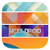 Next Droid series theme Nokia X2-00 240x320 s406th