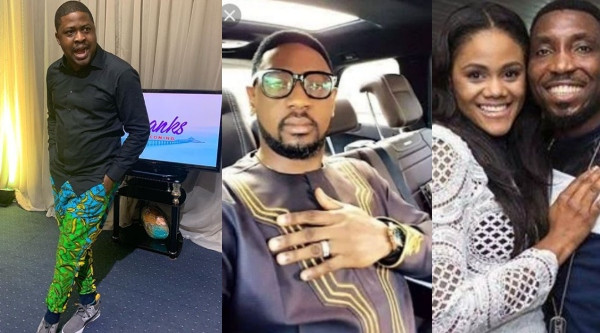 I wedded Busola Dakolo in my church and i knew of the rape - Pastor Yemi Davids