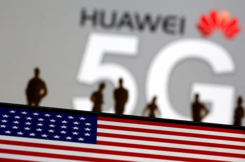 In a new escalation America will prevent Huawei employees from entering it