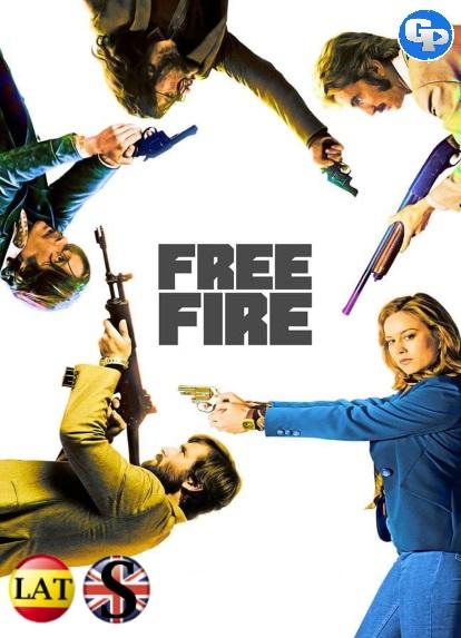 Fuego Cruzado (2016) HD 1080P LATINO/INGLES