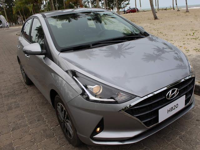 Hyundai HB20 será carro oficial da live de Maiara e Maraisa