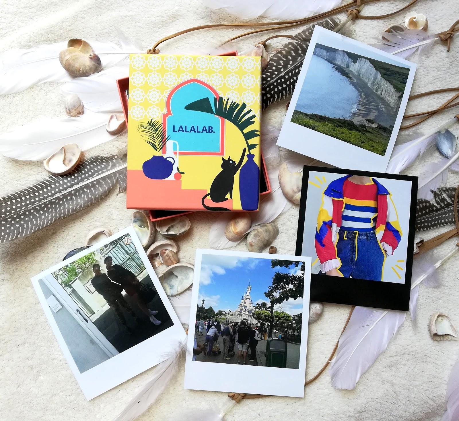 LALABOX et tirages PHOTO CABINE par LALALAB