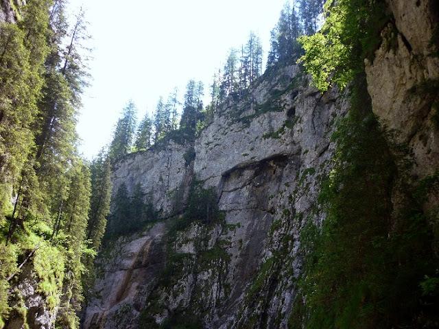 escursione ai serrai di sottoguda