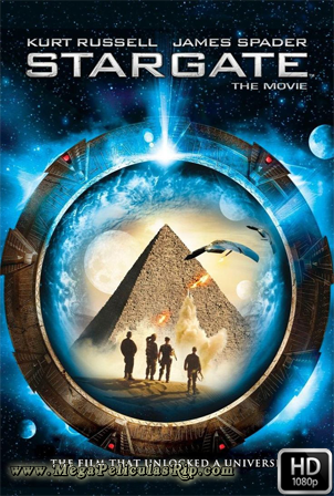 Stargate, Puerta A Las Estrellas [1080p] [Latino-Ingles] [MEGA]