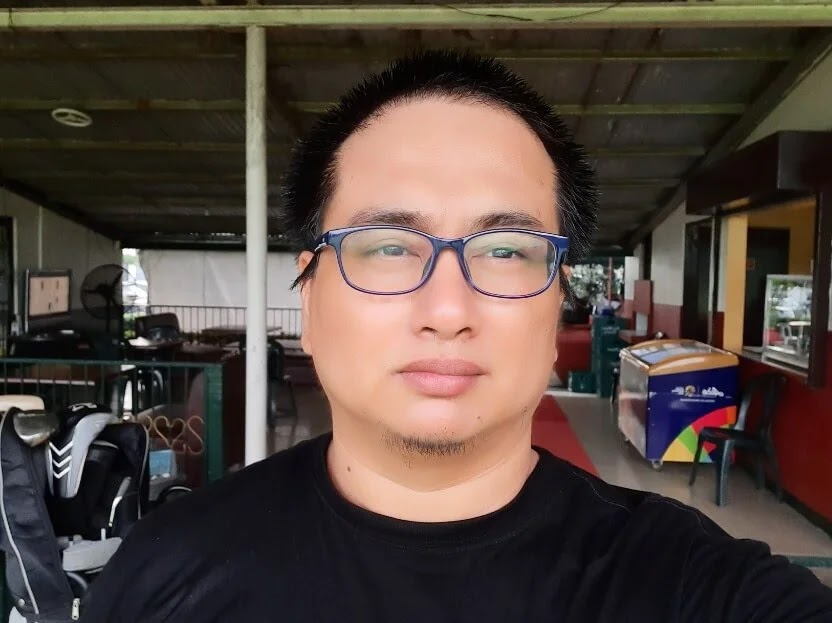 Samsung Galaxy A50s Sample Camera - Selfie