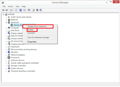cara uninstall di device manager