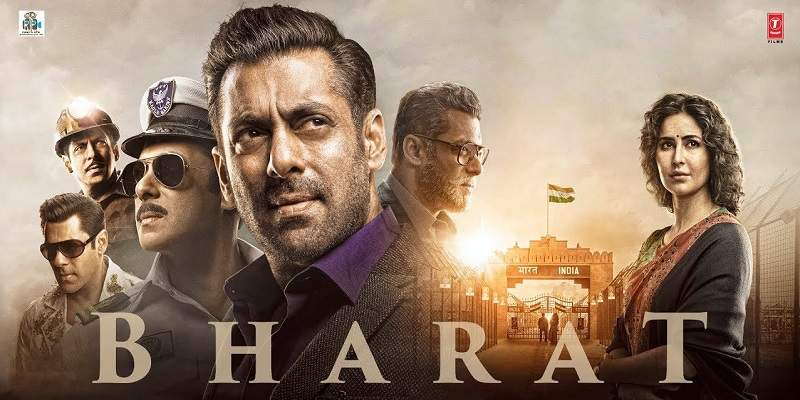 Bharat Screen Count Advance Booking Report Poster
