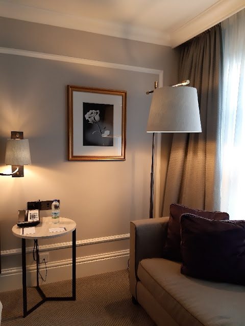 Hyatt Regency London - The Churchill.