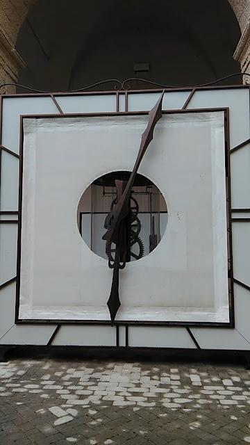 Modica, Orologio perpetuo ©Valeriaderiso