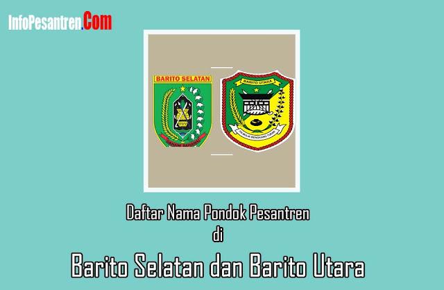 Pesantren di Barito Selatan dan Barito Utara
