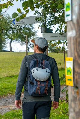 WesterwaldSteig 13. Etappe Flammersfeld – Horhausen | Klettersteig Hölderstein 02